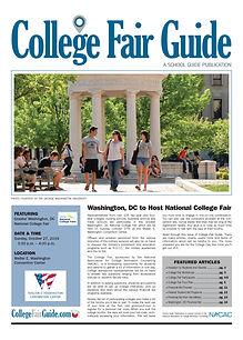 Washington DC College Fair