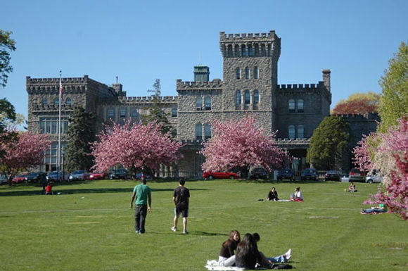 """Manhattanville: A """"Values-Based"""" Education"""