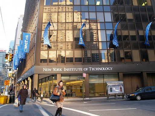 The NYIT Student: Maker, Doer, Innovator, Entrepreneur