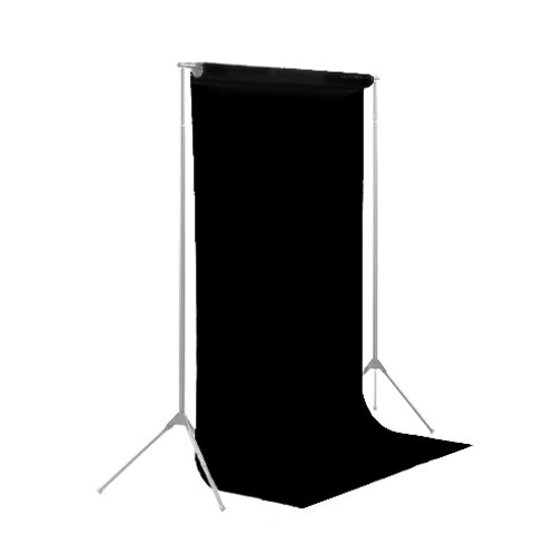 背景紙レギュラーサイズ幅2m70cm長さ11m(101)ブラック