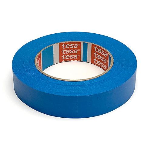 Tesa テサ カラーペーパーテープ(ブルー) 25mm x50m