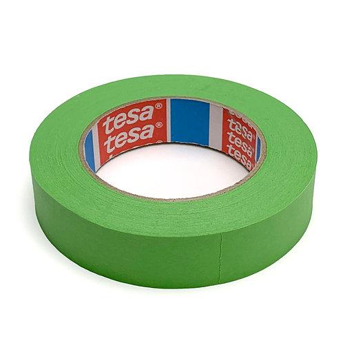 Tesa テサ カラーペーパーテープ(グリーン) 25mm x50m