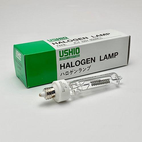 ハロゲンランプ 100V850W ネジ式(3200K)