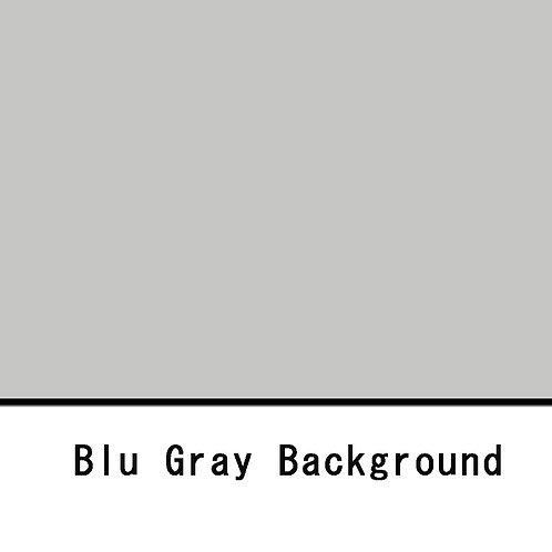 背景紙ショート 幅80cm長さ5.5m (102)ブルーグレー