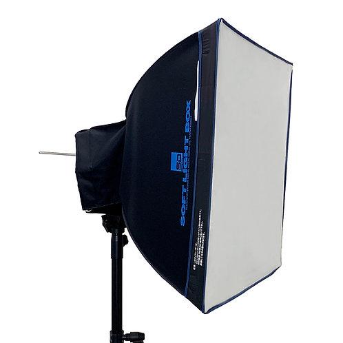 ソフトライトBOXクリップオンストロボ専用 50×50cm