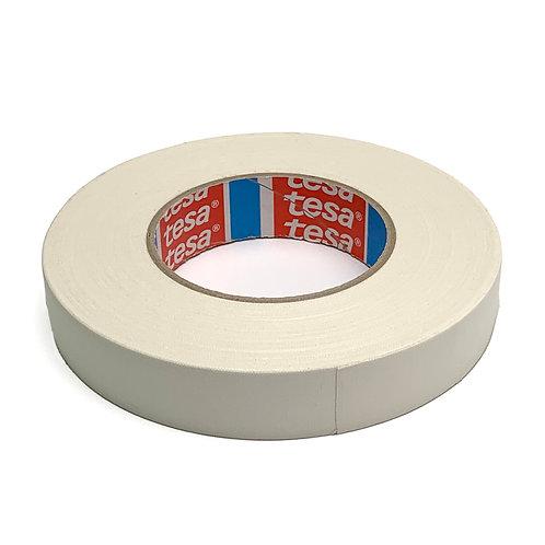 Tesa テサ 布テープ(ホワイト) 25mm x50m