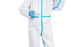 Protective Coveralls (55 Gsm PP+PE Laminated Fabric) $6.00 Ea
