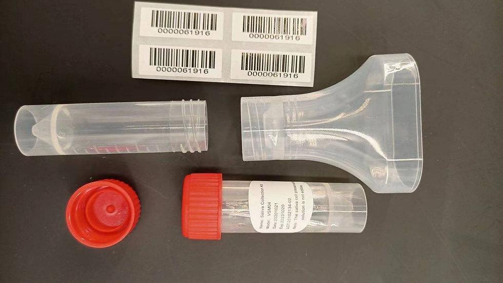 Saliva Collection Kit Coronavirus (COVID-19)$1.50 EA
