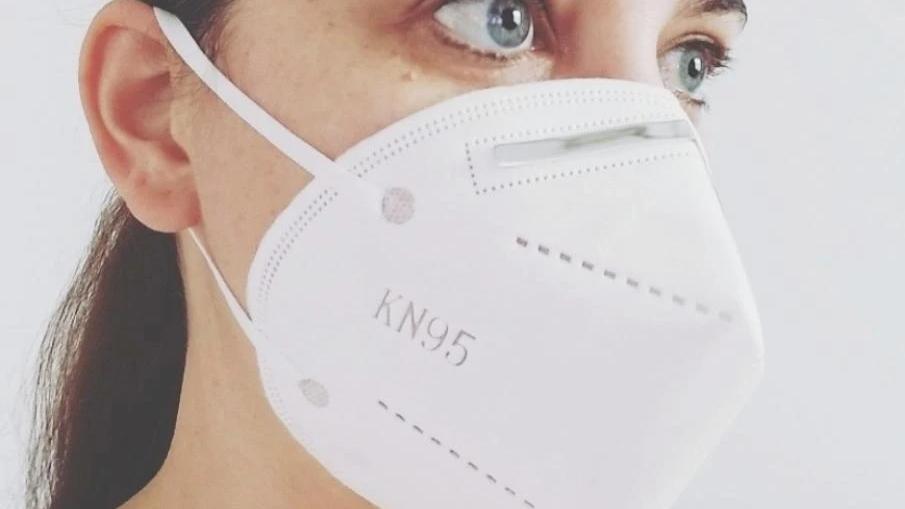 KN95 Mask  Respirator Nitrile Exam Gloves Combo Promo