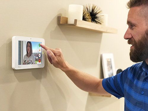 Add Video Doorbell to Monitoring