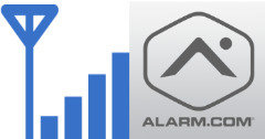 Alarm.com + Central Station Monitoring (Texas Only)