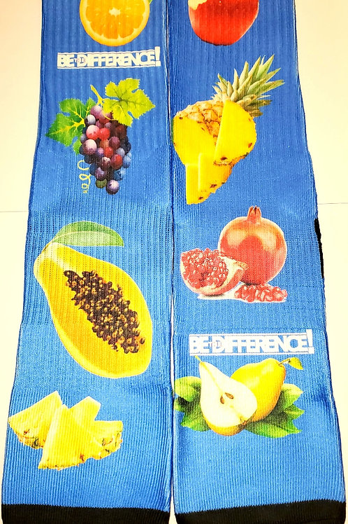Fruit Anyone? BTDLLC Socks