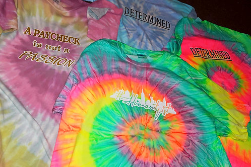 Tie-dye BTDLLC Assorted T-shirt