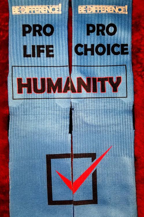 Pro-Humanity Socks