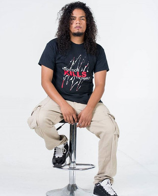 Rapper konscious973 photo shoot. Sponsorship