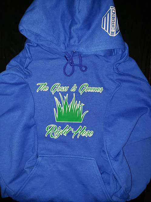 The Grass is Greener - Hoodie