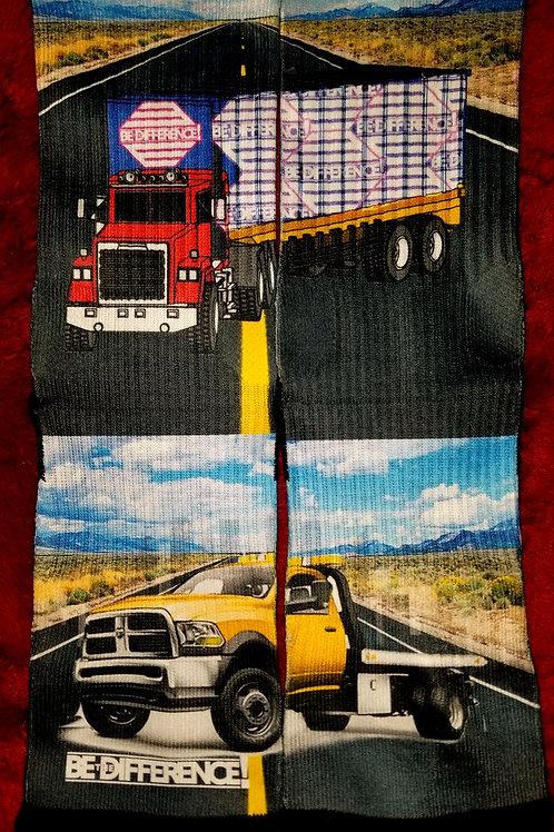 The Trucker Socks
