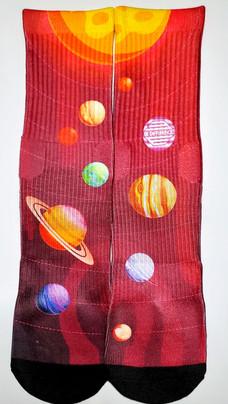 Planet BTDLLC Socks
