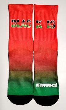 Black IS Beautiful Socks