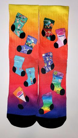 SOCKS upon Socks