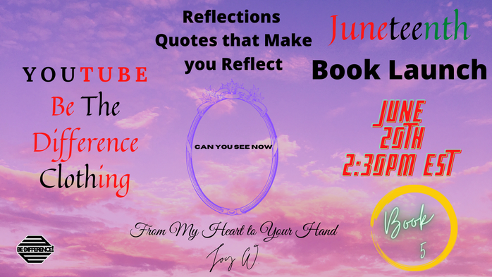 Reflections Quotes That Make You Think | Book Launch Celebration