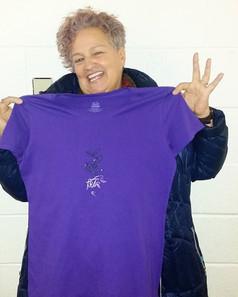 Forever Love J t-shirt