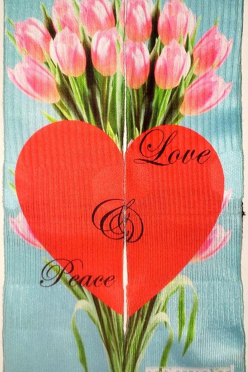 Love & Peace Socks