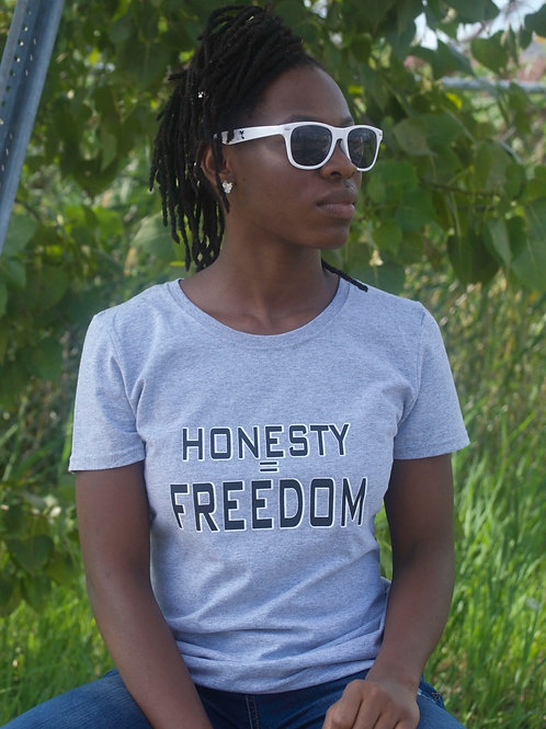 Honesty = Freedom