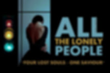 All The Lonely People - A Paul J Lane Fi