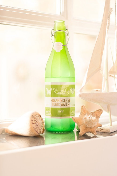 Frankly Irresistible Frankincense Tonic Water