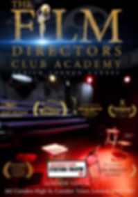 the film actors club academy