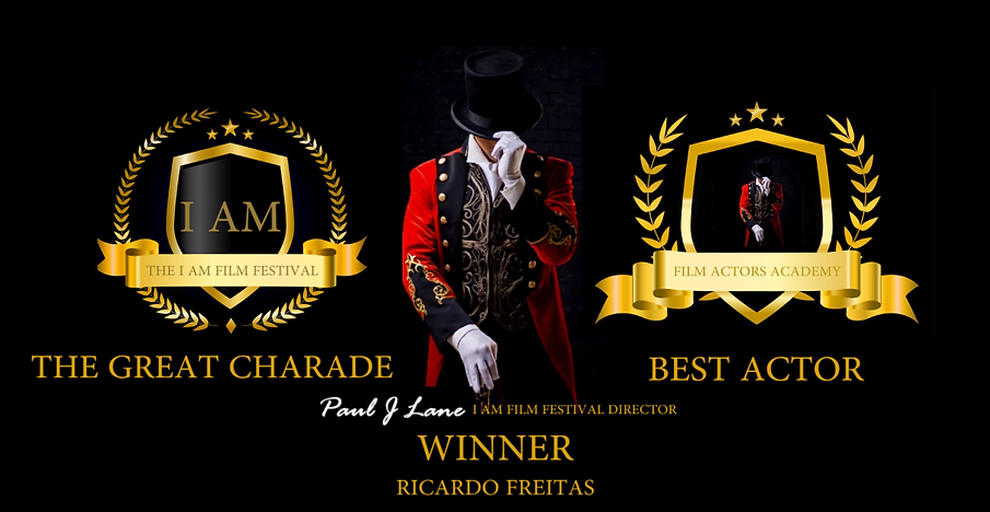 The Great Charade Ricardo Freitas Best A