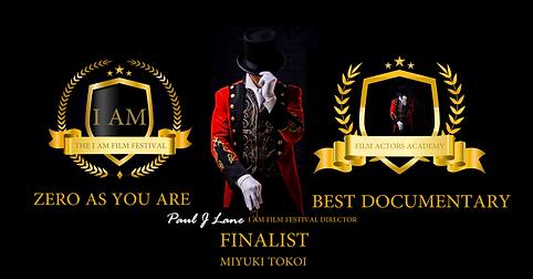 Miyuki Tokoi Finalist Best Documentary I