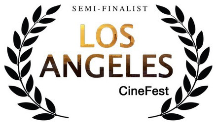 """""""Gilded"""" accepted into the Los Angeles Cinefest 2016"""