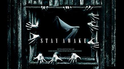 Stay Awake by Paul J Lane
