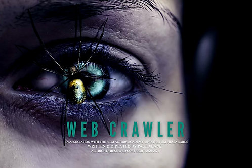 Exclusive Premiere  Ticket for Episode One Web Crawler TBA 2021