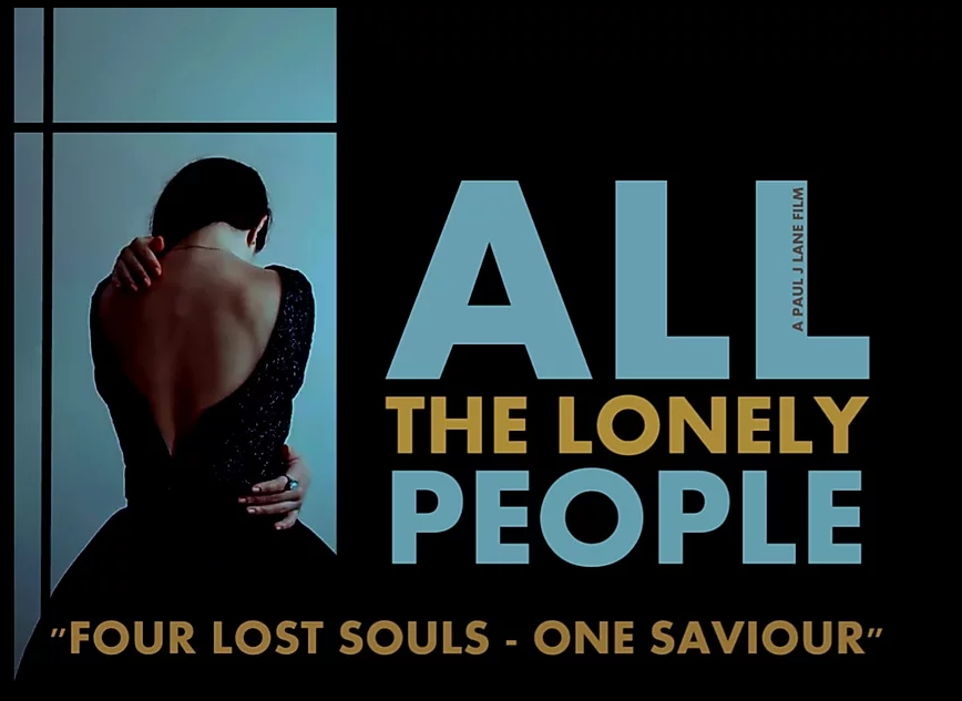 All The Lonely People by Paul J Lane