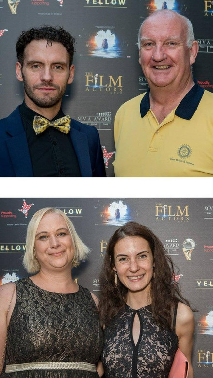 Private Screening of YELLOW was held @ The Film Actors Club on 21st June 2018 (Now ready for Film Fe