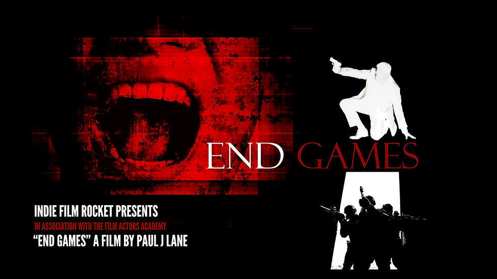 The End Games Poster