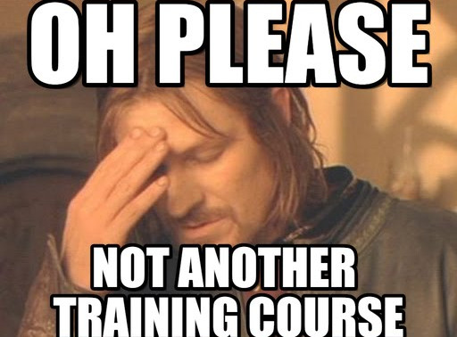 Looking for local wellbeing and stress management courses? Don't panic! Read this...