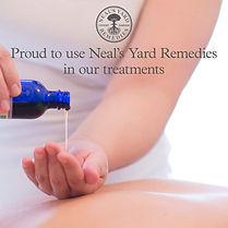 Neal's Yard Organic Oils Victoria Barnes Shop
