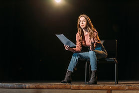 Join Alexis as she takes you through the basics of learning acting. You'll learn the fundamentals in this great class for newcomers! Students should come prepared to take notes, engage in movement and come prepared with a 30 second to one-minute monologue to practice during class. Cost $40. Limit 8!