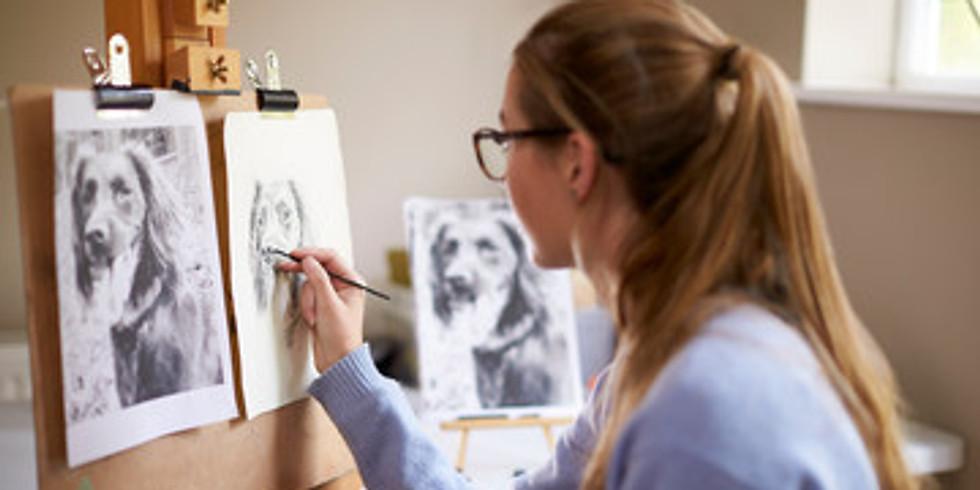 Art Series: Representational Sketching