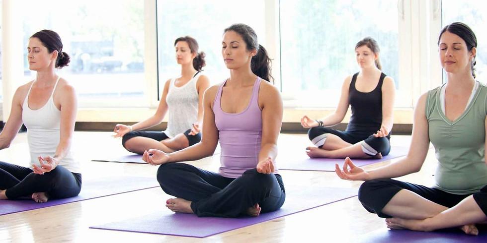 Yoga (Monday)
