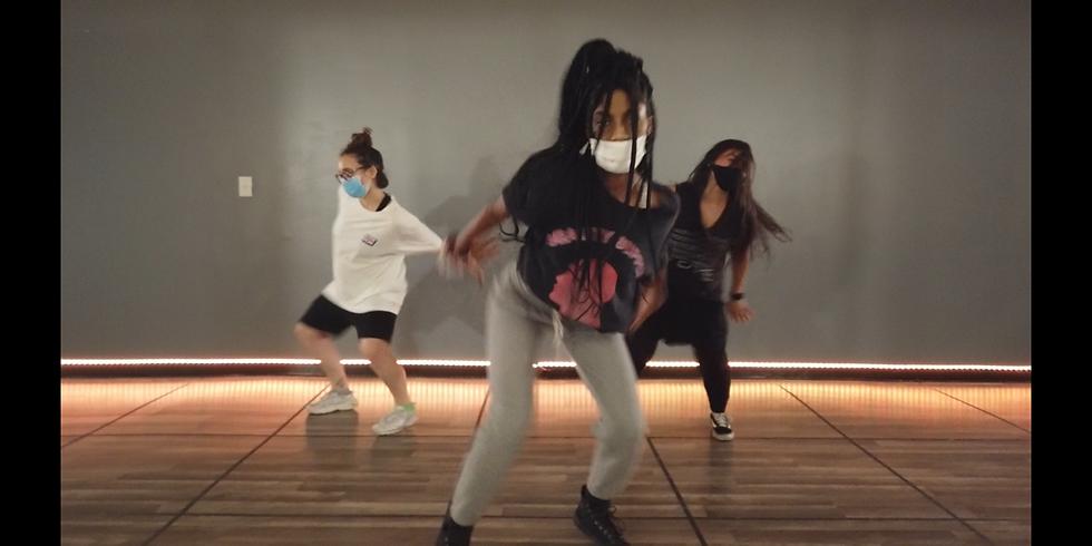 Morgan Choreo Class