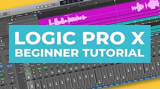 Learn how to use Logic X with producer/composer/engineer Indigo Finamore! In this course, you will learn the basics of recording using a digital audio workstation and how to get started making your own music in Logic X. Price: $20. Limit 8 People!