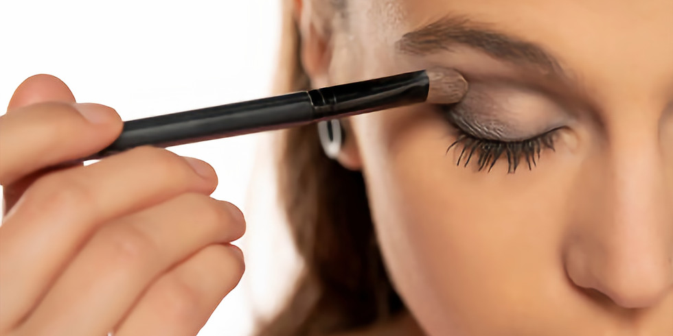 Beginning Eyeshadow Application