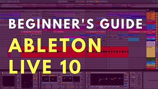 Learn how to use Ableton with producer/composer/engineer Indigo Finamore! In this course, you will learn the basics of recording using a digital audio workstation, and how to get started making your own music in Ableton Live 10. Price: $20. Limit 8 People!
