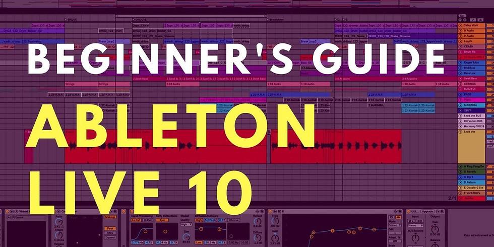 Intro to Ableton