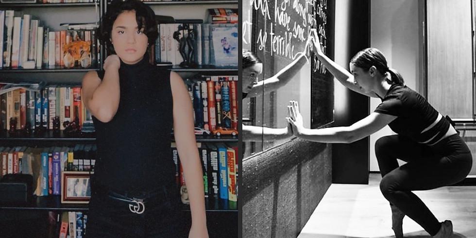 Lina & Danielle's Contemporary Class (Sunday)